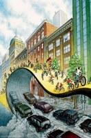 День велосипедных действий 2013