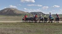 Майский велопоход по Башкирии