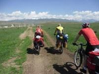 Велопоход по Киргизии
