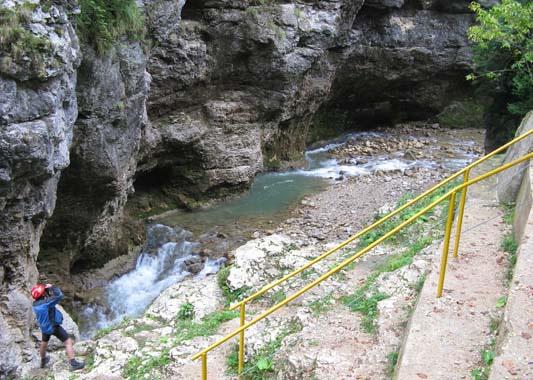 Фото 50. Гуамское ущелье