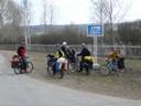 Фото 4. Въезд в п.Ахуново